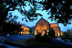 Αγγλικανική Εκκλησία (Tianjin) Στοκ Εικόνα