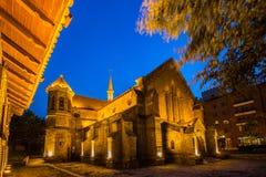 Αγγλικανική Εκκλησία (Tianjin) Στοκ Εικόνες