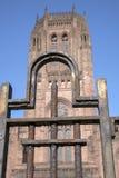Αγγλικανικός καθεδρικός ναός και τοπικές οδοί, Λίβερπουλ Στοκ φωτογραφίες με δικαίωμα ελεύθερης χρήσης