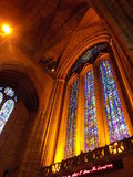 αγγλικανικός καθεδρικός ναός Λίβερπουλ Στοκ Φωτογραφία