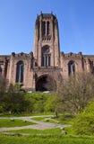 Αγγλικανικός καθεδρικός ναός του Λίβερπουλ Στοκ εικόνα με δικαίωμα ελεύθερης χρήσης
