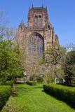 Αγγλικανικός καθεδρικός ναός του Λίβερπουλ Στοκ φωτογραφία με δικαίωμα ελεύθερης χρήσης