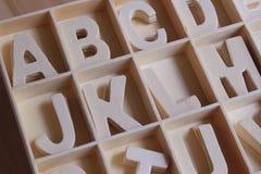 Αγγλικό σύνολο αλφάβητου Στοκ φωτογραφία με δικαίωμα ελεύθερης χρήσης