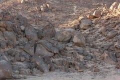Αγενές δύσκολο και υπόβαθρο τοπίων πετρών Τραχιά φυσική επιφάνεια Στοκ φωτογραφίες με δικαίωμα ελεύθερης χρήσης