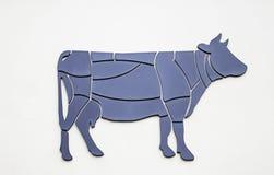 Αγελάδα Στοκ Εικόνα