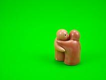 αγκάλιασμα Στοκ εικόνες με δικαίωμα ελεύθερης χρήσης