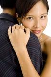Αγκάλιασμα Στοκ εικόνα με δικαίωμα ελεύθερης χρήσης
