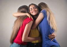 Αγκάλιασμα στοκ φωτογραφίες