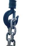 αγκίστρι αλυσίδων Στοκ φωτογραφία με δικαίωμα ελεύθερης χρήσης
