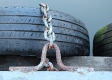 αγκίστρι αλυσίδων Στοκ εικόνα με δικαίωμα ελεύθερης χρήσης