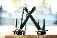 αγκύλες δύο Στοκ φωτογραφία με δικαίωμα ελεύθερης χρήσης