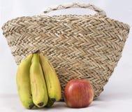 Αγοράστε τα φρούτα στοκ φωτογραφία