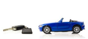 αγοράστε το αυτοκίνητο Στοκ εικόνα με δικαίωμα ελεύθερης χρήσης