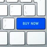 Αγοράστε τώρα την έννοια Στοκ Φωτογραφίες
