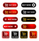 αγοράστε τώρα το σημάδι Στοκ φωτογραφίες με δικαίωμα ελεύθερης χρήσης