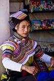 Αγορά αγροτικών προϊόντων σε Yunnan στοκ εικόνες