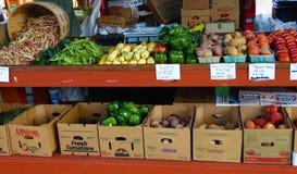 Αγορά αγροτών του Σάλεμ Στοκ Εικόνες