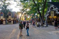 Αγορά αναγέννησης Στοκ Φωτογραφία