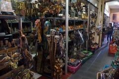 Αγορά αναμνηστικών Στοκ φωτογραφία με δικαίωμα ελεύθερης χρήσης