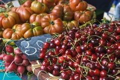 Αγορά Βαρκελώνη τροφίμων Στοκ φωτογραφία με δικαίωμα ελεύθερης χρήσης