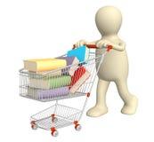 αγορά βιβλίων απεικόνιση αποθεμάτων