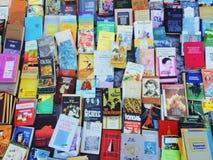Αγορά βιβλίων Στοκ φωτογραφία με δικαίωμα ελεύθερης χρήσης