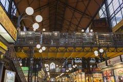 Αγορά Βουδαπέστη Στοκ Φωτογραφίες