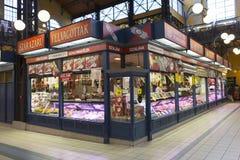 Αγορά Βουδαπέστη Στοκ Εικόνες