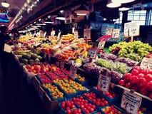 Αγορά θέσεων λούτσων στοκ φωτογραφίες