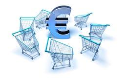 αγορά ισχύος Στοκ φωτογραφία με δικαίωμα ελεύθερης χρήσης