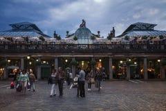 Αγορά κήπων Covent στο Λονδίνο Στοκ Φωτογραφίες