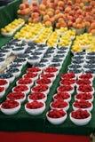 αγορά καρπών Στοκ Εικόνα