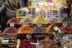 Αγορά καρυκευμάτων Στοκ φωτογραφίες με δικαίωμα ελεύθερης χρήσης