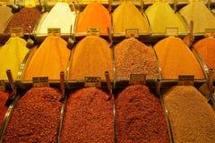 Αγορά καρυκευμάτων Στοκ φωτογραφία με δικαίωμα ελεύθερης χρήσης