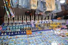 Αγορά Κουάλα Λουμπούρ Μαλαισία νύχτας οδών στοκ εικόνα με δικαίωμα ελεύθερης χρήσης