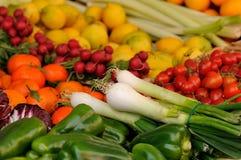 Αγορά λαχανικών Στοκ φωτογραφία με δικαίωμα ελεύθερης χρήσης