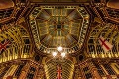 Αγορά Λονδίνο Leadenhall στοκ φωτογραφίες με δικαίωμα ελεύθερης χρήσης