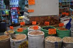 αγορά μεξικανός Στοκ εικόνες με δικαίωμα ελεύθερης χρήσης
