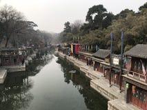 Αγορά νερού θερινών παλατιών στοκ εικόνα με δικαίωμα ελεύθερης χρήσης