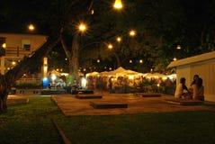 Αγορά νύχτας Στοκ φωτογραφίες με δικαίωμα ελεύθερης χρήσης