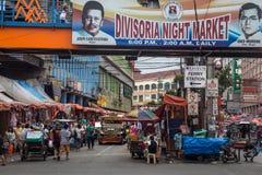 Αγορά νύχτας Divisoria Στοκ εικόνες με δικαίωμα ελεύθερης χρήσης