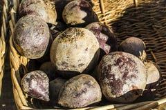 Αγορά οδών λαχανικά καρυκευμάτων Στοκ Φωτογραφίες