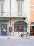 Αγορά οδών στην Κρεμόνα, Ιταλία Στοκ Εικόνες