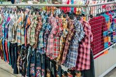 Αγορά οδών Στοκ φωτογραφίες με δικαίωμα ελεύθερης χρήσης