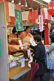 αγορά παραδοσιακή Στοκ Φωτογραφία