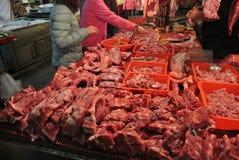 αγορά παραδοσιακή Στοκ Εικόνες