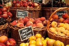 Αγορά προϊόντων Στοκ φωτογραφία με δικαίωμα ελεύθερης χρήσης