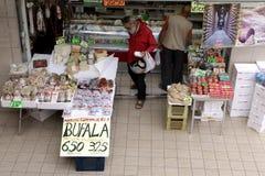 Αγορά Ρώμη Στοκ Εικόνες