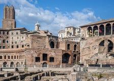 αγορά Ρώμη s trajan Στοκ φωτογραφία με δικαίωμα ελεύθερης χρήσης