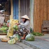Αγορά σε Hoi ένα Βιετνάμ στοκ φωτογραφίες